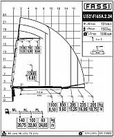 КМУ Fassi F165A.2.24 L152