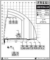 КМУ Fassi F215A.2.25 L102