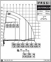 КМУ Fassi F215AС.2.24 L213