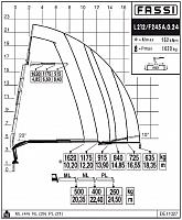 КМУ Fassi F245A.0.24 L212