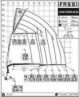 КМУ Fassi F245A.0.24 L214