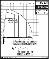 КМУ Fassi F175AС.2.24 L1212