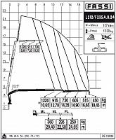 КМУ Fassi F235A.0.24 L212