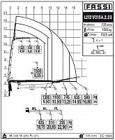КМУ Fassi F215A.2.23 L212