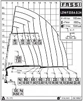 КМУ Fassi F235A.0.24 L214
