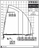 КМУ Fassi F245A.2.26 L102