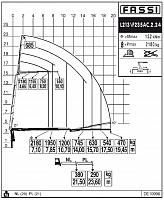 КМУ Fassi F235AС.2.24 L213