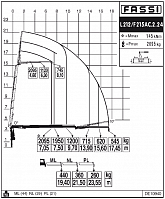 КМУ Fassi F215AС.2.24 L212