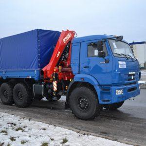 КМУ Fassi F215AС.0.23 L213