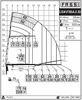 КМУ Fassi F185A.2.23 L154
