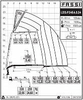 КМУ Fassi F245A.0.24 L213