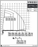 КМУ Fassi F175AС.2.24 L1213
