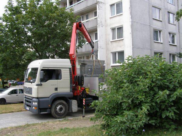 КМУ Fassi F215A.0.23 L212