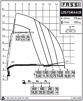 КМУ Fassi F245A.0.23 L212